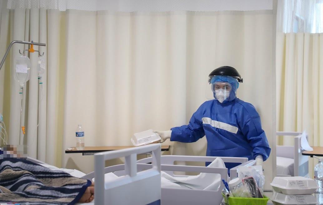 Hospital Covid Morelia