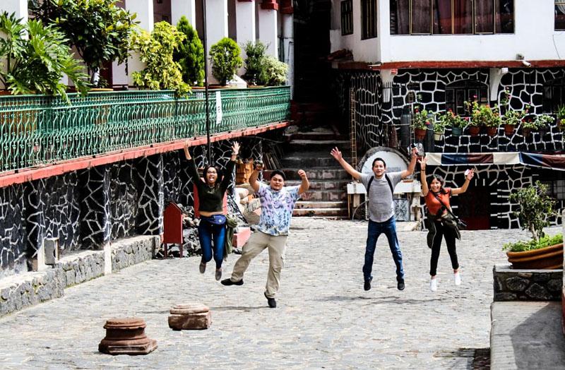 Jóvenes en Michoacán