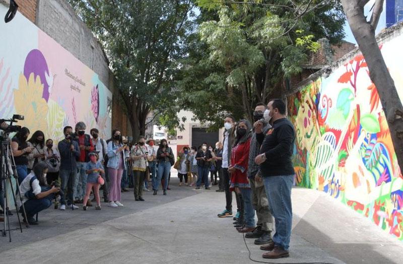 Nuevo espacio Cultural Morelia