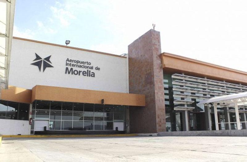 Aeropuerto Morelia