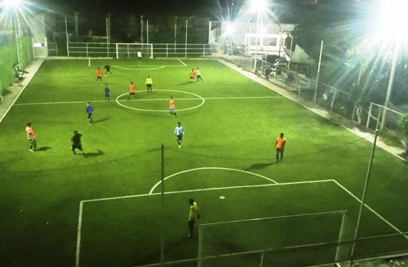 Partido futbol