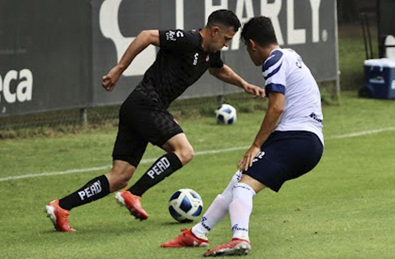 Atlas vs Atlético