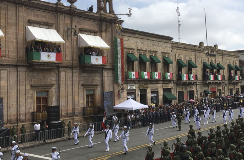 Desfile Morelia