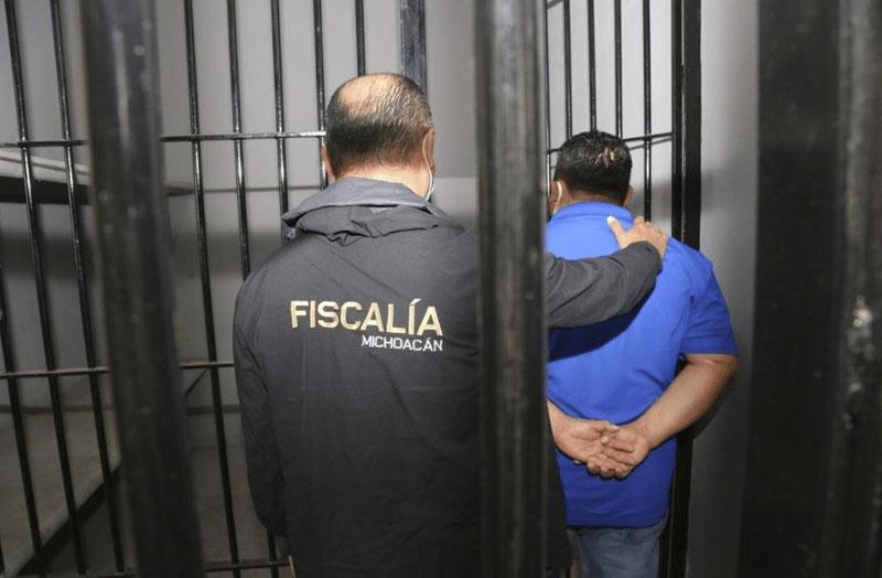 Fiscalía Michoacán