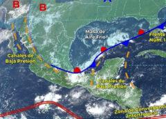 Probabilidad de lluvias fuertes para Michoacán en las próximas horas