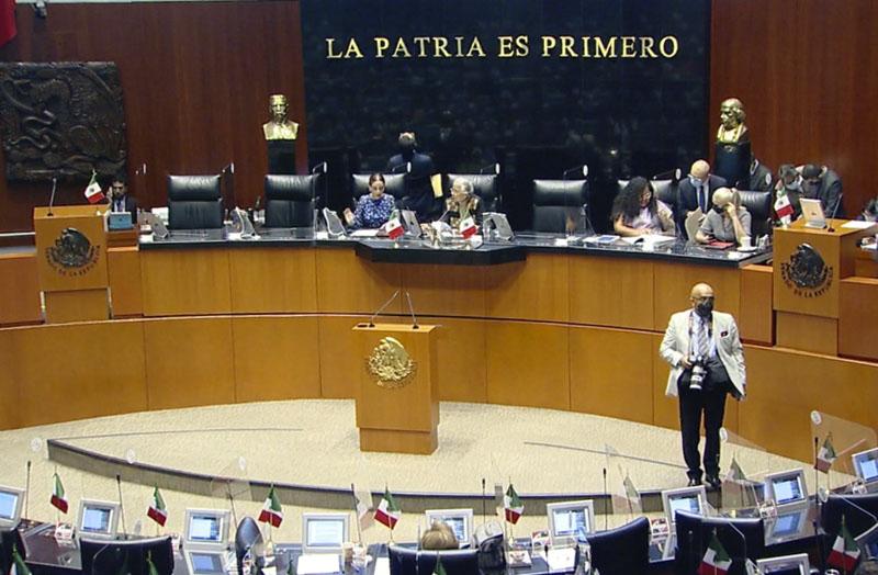 Senado México