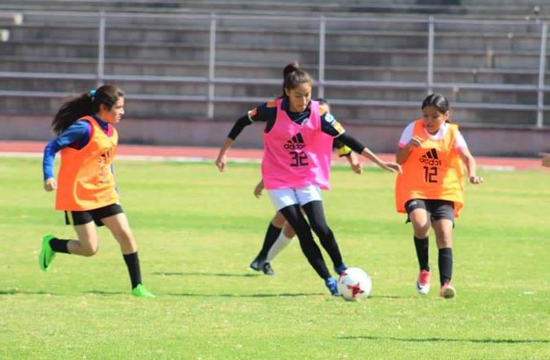 1 Academia Femenil FIFA FMF