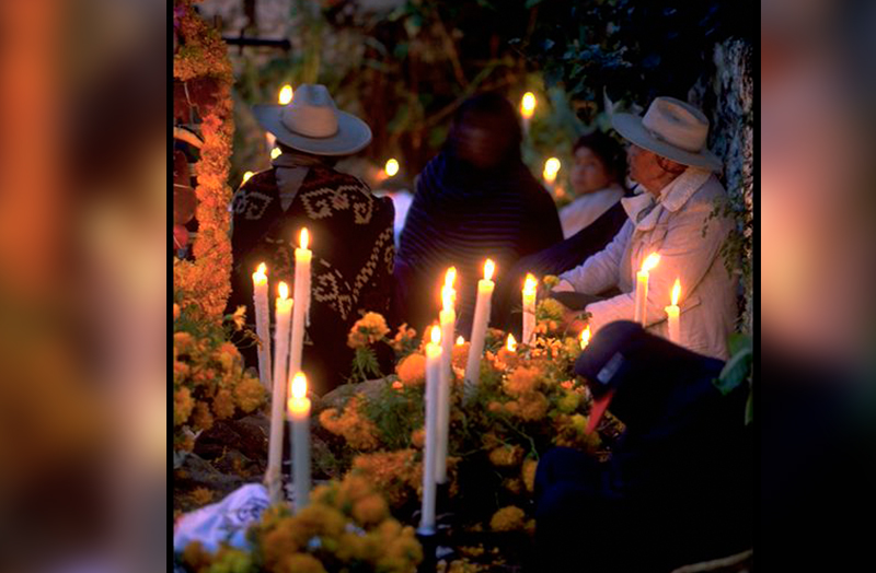 Día de muertos Pátzcuaro