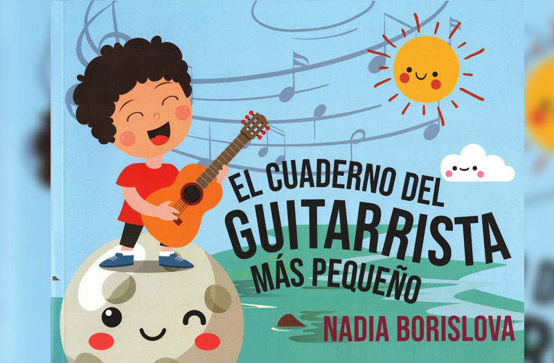 el cuaderno del niño guitarrista